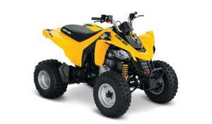 ATV (4 wheels)