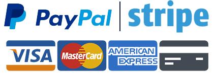 Paypal & Stripe